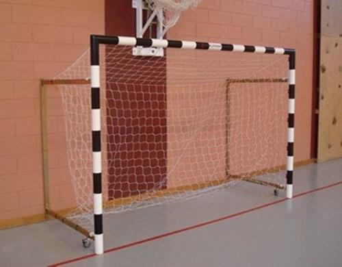 Baliza Andebol/Futsal metálica rebatível
