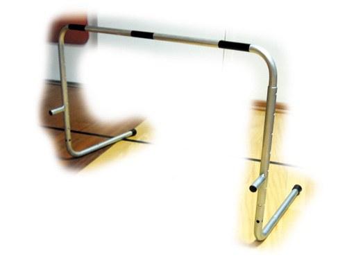 Barreira sempre em pé em ferro zincado, ajustável em altura
