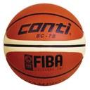 Bola de Basquetebol CONTI CHAMPION FIBA aprov. Nº 7 e 6