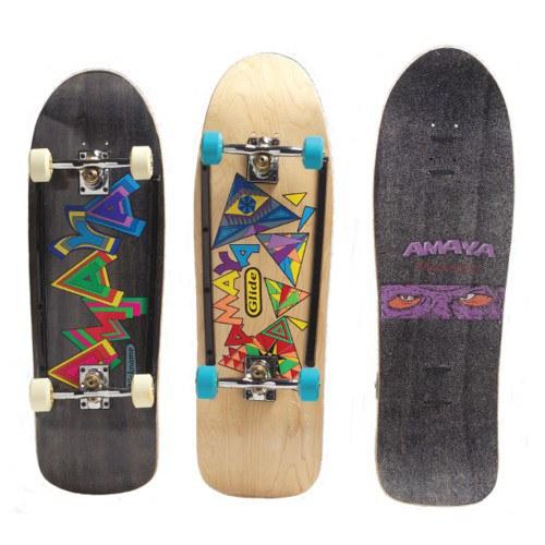 Skate c/ base antideslizante, roda 68mm diam.