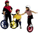 Unicycle PVC