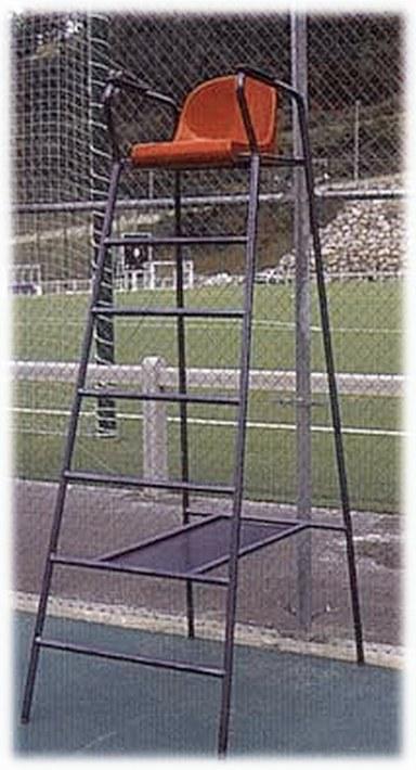 Cadeira Arbitro metálica