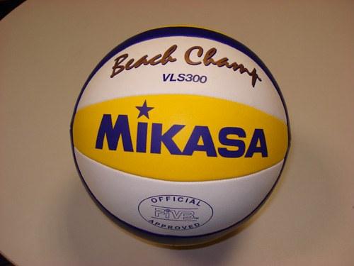 Bola de Voleibol Praia MIKASA VLS 300 — JMP Sport 10260c2a8d18d