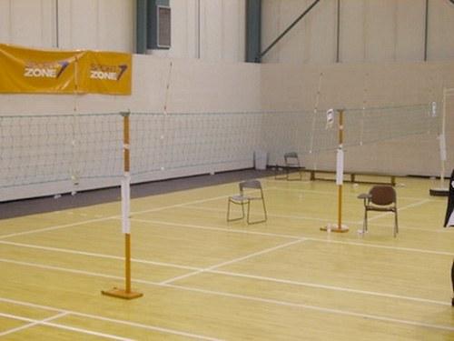 Poste de Voleibol por medida