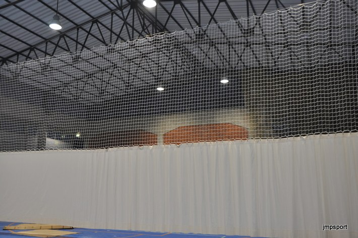 Redes e cortinas