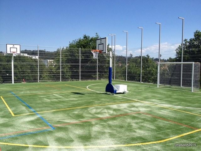 Centro Escolar de Pinheiro - Relva Sintética