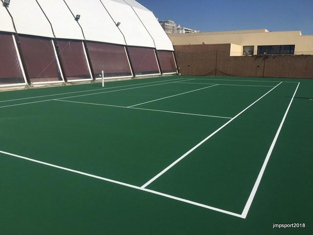 Court Ténis - Supersoft  - ITF 4