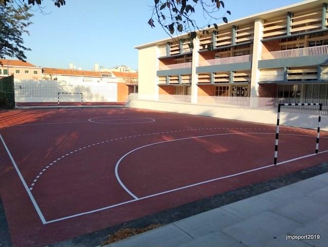 Escola Básica Entre Campos - Lisboa