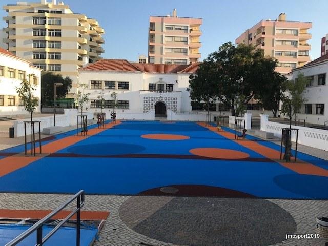 Escola Básica Major David Neto - Portimão