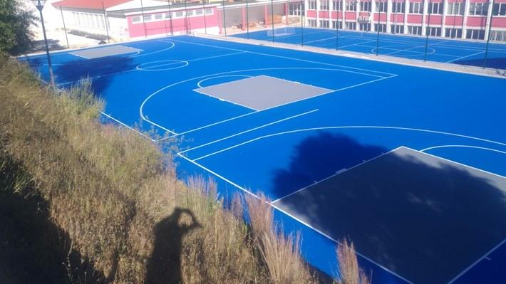 Escola Sec. Maria Lamas - Torres Novas
