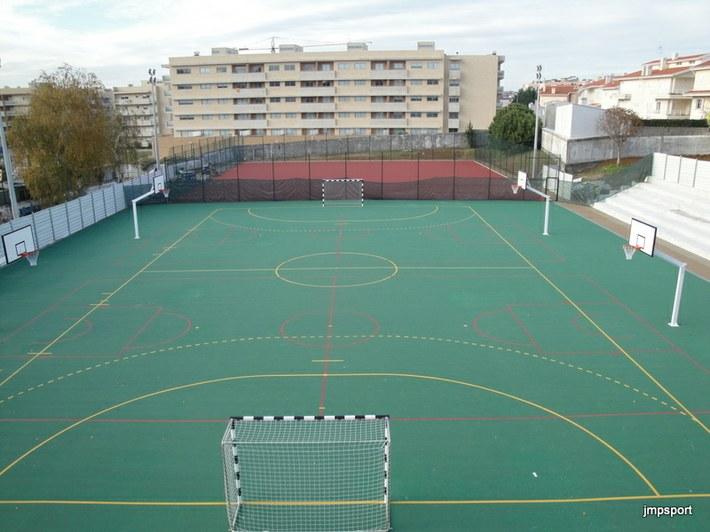 Escola Sec. Rio Tinto - Porto