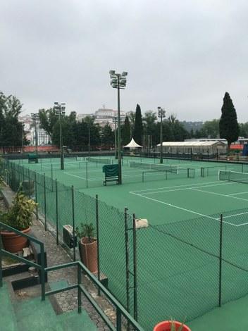 Estádio Universitário Coimbra - Complexo Ténis