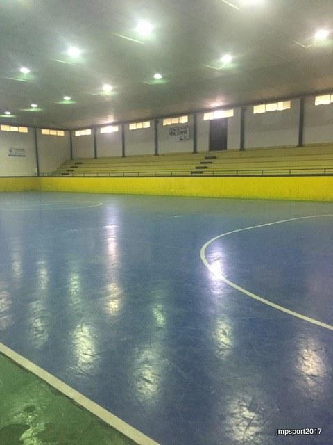 Pavilhão Desportivo do Candoso( inicio trabalhos)