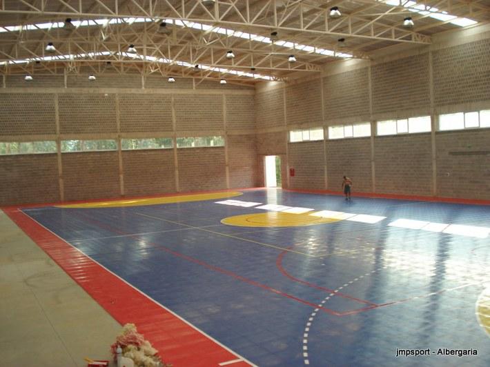 Pavimentos Desportivos PVC MODULAR - Vários