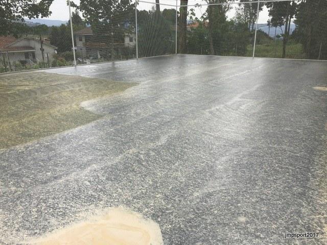 Polidesportivo - Recesinhos/Penafiel
