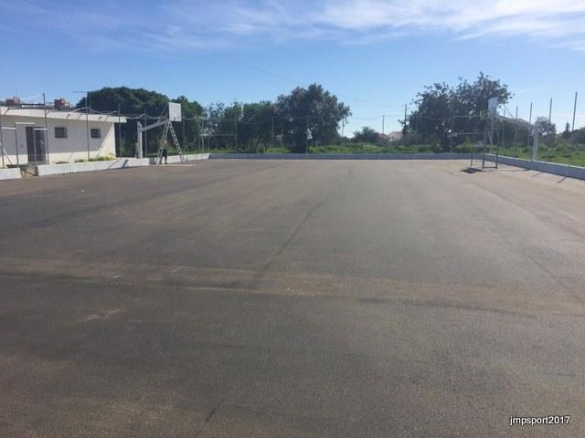 Polidesportivo - Tavira