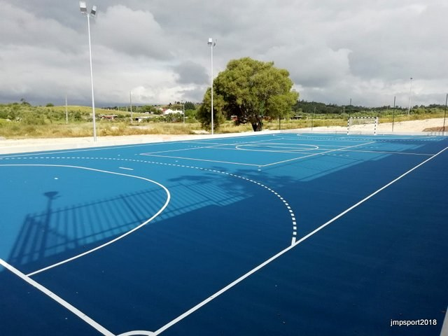 Polidesportivo - Torres Novas