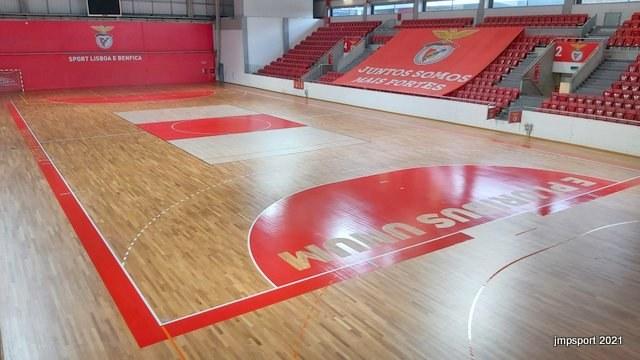 Recuperação dos Pavilhões do Sport Lisboa e Benfica