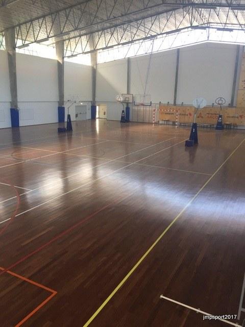 Vale de Cambra - Pavilhão Desportivo
